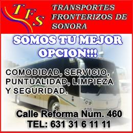 Transportes Fronterizos de Sonora